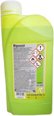 Дезинфицирующее средство для обработки пола и других поверхностей Biguacid PLUS 1 л