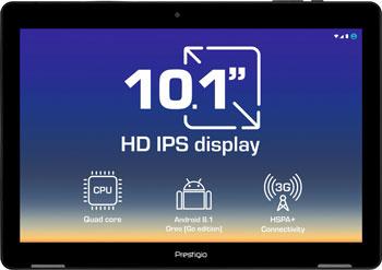 Фото - Планшет Prestigio Wize 3761 3G черный планшет prestigio multipad 3157 3g черный
