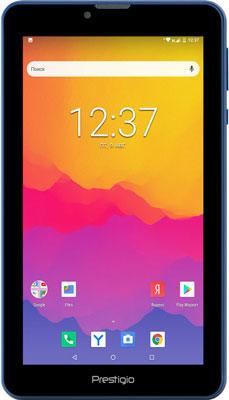 Фото - Планшет Prestigio Wize 4317 3G темно-синий планшет prestigio wize 4227 3g dark grey pmt42273gcru spreadtrum sc7731e 1 3 ghz 1024mb 8gb 3g wi fi bluetooth cam 7 0 1024x600 android