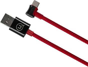 Фото - Кабель Usams U13 USB - Type-C Smart Power-off красный (SJ341USB02) кабель usams u16 led usb type c черный sj287usb03