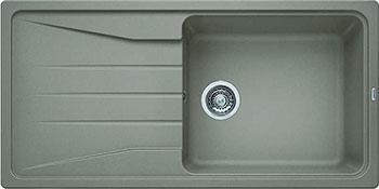 Кухонная мойка Blanco SONA XL 6S SILGRANIT серый беж кухонная мойка blanco sona xl 6s silgranit антрацит