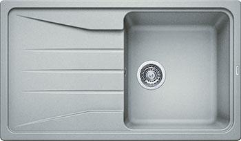 Кухонная мойка BLANCO SONA 5S SILGRANIT жемчужный кухонная мойка blancosona 5s шампань 519676