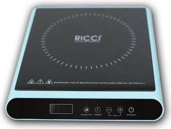Настольная плита Ricci JDL-H 20 D 19 C синяя настольная плита ricci jdl h 20 d 19 p розовая
