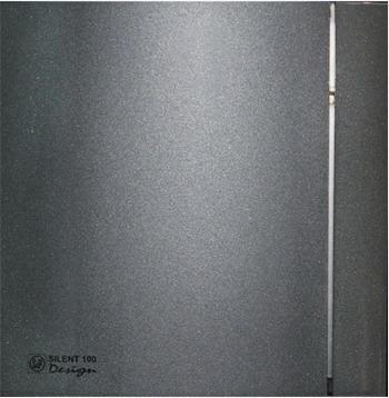 все цены на Вытяжной вентилятор Soler & Palau Silent-100 CZ Design 4C (серый) 03-0103-137 онлайн