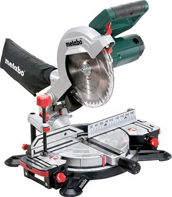Торцовочная пила Metabo KS 216 M Lasercut 619216000