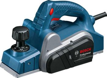 Рубанок Bosch GHO 6500 (0601596000) цена