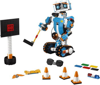 Конструктор Lego Boost: Набор для конструирования и программирования 17101 highscreen boost 2 se