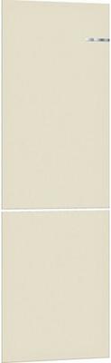 Навесная панель на двухкамерный холодильник Bosch VarioStyle Цвет: Жемчужно-белый скакалка kettler цвет жемчужно белый серый