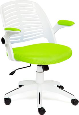 Кресло Tetchair JOY ткань зеленый кресло офисное персона persona доступные цвета обивки искусств чёрная кожа