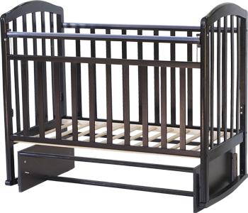Детская кроватка Sweet Baby Emilia Wenge (Венге) кроватка daka baby укачай ка 02 цвет венге