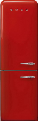 Двухкамерный холодильник Smeg FAB 32 LRD3 smeg fab 28 lv