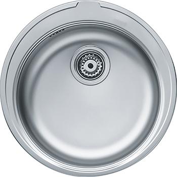 Кухонная мойка FRANKE RON 610-38 3.5'' пер отв шум 101.0179.453
