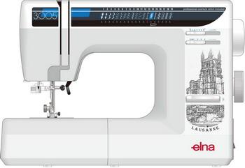 Швейная машина ELNA 3005 Лозанна швейная машина elna excellence 680