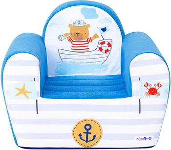 Игровое кресло Paremo серии ''Экшен'' Мореплаватель цвет Лазурь