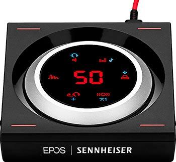 Фото - Усилитель для наушников Epos Sennheiser GSX 1200 PRO USB 7.1 усилитель для наушников epos sennheiser gsx 1000 usb 7 1