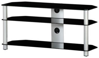 Фото - Подставка под телевизор Sonorous NEO 3110-B-SLV подставка под тарелку dal pozzo подставка под тарелку