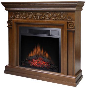 цены на Каминокомплект Royal Flame Athena с очагом Vision 23 (темный дуб) (64906327) в интернет-магазинах