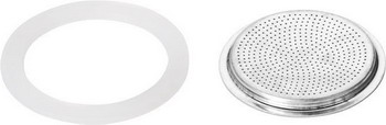 Фильтр и 2 силиконовые прокладки Tescoma 9 кружек 64700904