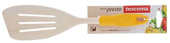 Лопатка для омлета Tescoma PRESTO Wood 637222 лопатка с отверстиями tescoma presto wood 637218