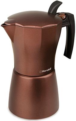 Кофеварка Rondell Kortado RDA-399 кофеварка гейзерная rondell kortado 6 порций алюминий rda 995