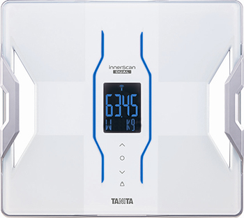 Весы напольные TANITA RD-953 White цены