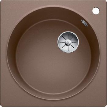 Кухонная мойка Blanco ARTAGO 6 мускат с отводной арматурой InFino 521845 кухонная мойка blanco artago 6 серый беж с отводной арматурой infino 521764
