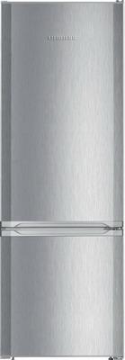лучшая цена Двухкамерный холодильник Liebherr CUel 2831-20