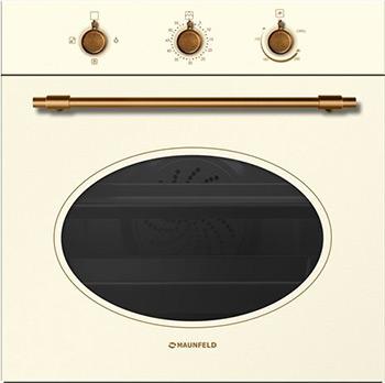 Встраиваемый газовый духовой шкаф MAUNFELD MGOGG.673 RILB.TM