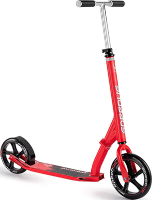 Самокат Puky Speed Us One 5000 red красный самокат joerex для подростков sc 2004s красный красный