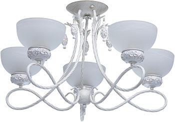 Люстра потолочная MW-light Фелиция 347018605 5*60 W E 27 220 V цена в Москве и Питере