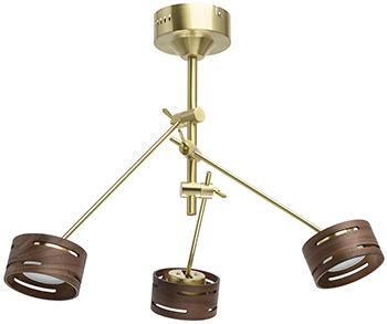 Люстра подвесная DeMarkt Чил-аут 725010203 30*0 5W LED 220 V настольная лампа чил аут de markt настольная лампа чил аут