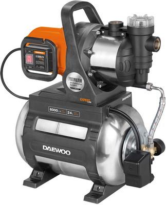 Насос Daewoo Power Products DAS 6000/24 INOX насос daewoo power products ddp 15000 p