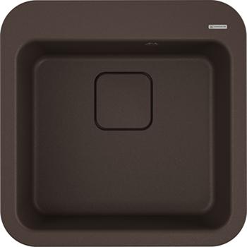 Кухонная мойка Omoikiri Tasogare 51-DC Artgranit/темный шоколад (4993741) краска mastergood эластичная резиновая темный шоколад 2 4кг