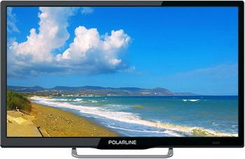 Фото - LED телевизор POLARLINE 22 PL 12 TC led телевизор polarline 43 pl 51 tc