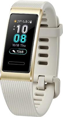 Браслет Huawei Band 3 Pro песочный золотой