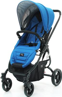 Коляска Valco baby Snap 4 Ultra Ocean Blue 9862