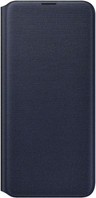Чехол (флип-кейс) Samsung A 20 (A 205) WalletCover black EF-WA 205 PBEGRU цена