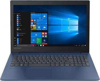 Ноутбук Lenovo IdeaPad 330-15 ARR Midnight Blue (81 D 200 KWRU) ноутбук lenovo ideapad 330 17 ikbr 81 dm 006 kru серый