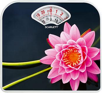 цены на Весы напольные Scarlett SC-BS33M043 SPA лотус  в интернет-магазинах