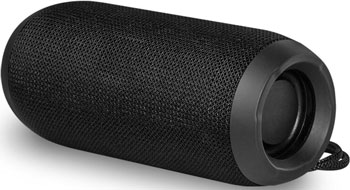 Портативная колонка Defender Enjoy S700 черный 10Вт BT/FM/TF/USB/AUX (65701) sports wireless behind the neck mp3 headphones w tf fm usb black green