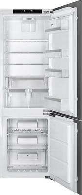 цена на Встраиваемый двухкамерный холодильник Smeg CD7276NLD2P1
