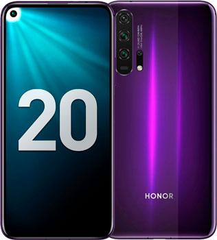 Смартфон Honor 20 Pro 8/256GB черный