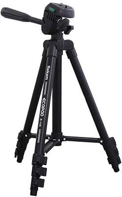 цена на Трипод напольный Rekam Ecopod E-106 черный