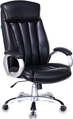 Кресло Бюрократ T-9922/BLACK-PU черный
