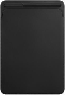 Чехол для планшетов Apple Leather Sleeve для iPad Pro 10 5'' (Black) черный MPU62ZM/A