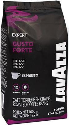 Кофе в зернах Lavazza Gusto Forte 1кг lavazza super gusto utz кофе в зернах 1 кг