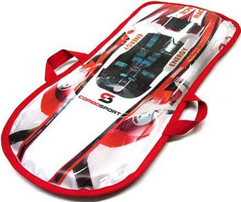 Санки сноу-серф Sport Elite ''Машинка'' 71*31 в ассортименте ES-0324