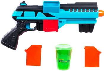 Бластер 1 Toy Слайм ''Призрачный патруль'' (в компл. Бластер мишень слизь 120 г) Т15832 бластер 1 toy слайм призрачный патруль т15832