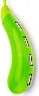 Фото - Разветвитель Bradex USB «БАКЛАЖАН» зеленый SU 0044 разветвитель для гирлянд умс luazon lighting 2w нить белая 1 вход 9 выходов