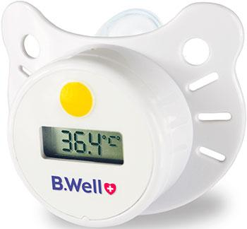 Термометр медицинский B.Well WT-09 соска  водонепроницаемый